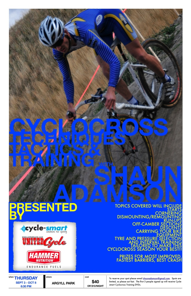 cyclocross-training-poster